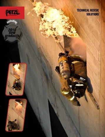 Petzl Fire Rescue Brochure 2010 (pdf) - Rescue Response Gear