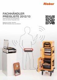 121129_Rieber_Preisbuch_2012_DE.pdf - Rieber GmbH & Co. KG