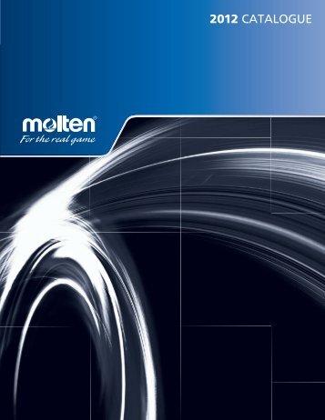 2012 molten catalog