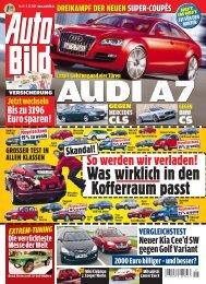 AUTO BILD 45/2007 - Autobild.de
