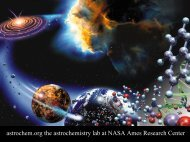The origin of life and and the search - McMaster Origins Institute