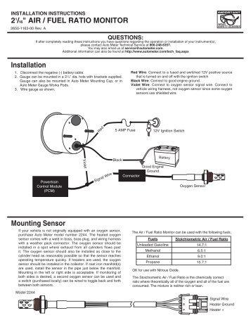 autometer fuel gauge wiring diagram autometer auto meter gas gauge wiring diagram auto auto wiring diagram on autometer fuel gauge wiring diagram