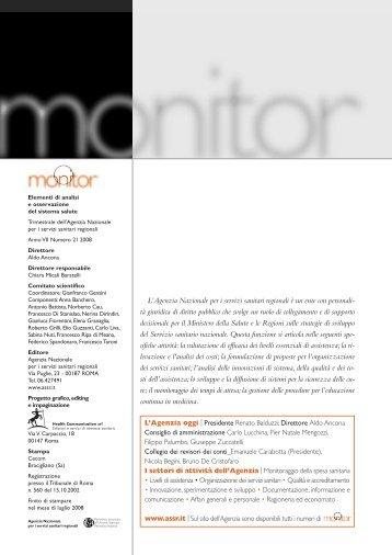 Scarica Monitor n.21 - Age.Na.S.