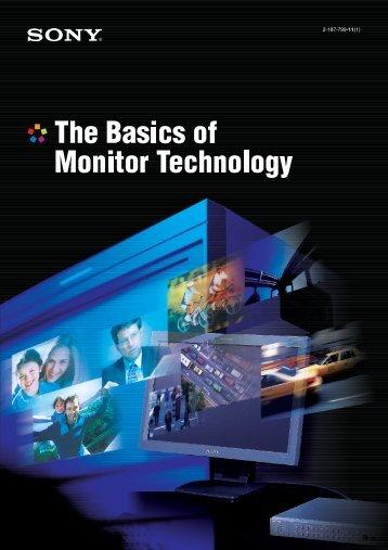 The Basics of Monitor Technology - Panavision