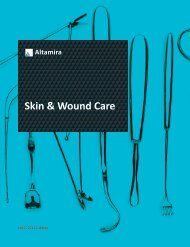 Skin & Wound Care - Altamira/Medical