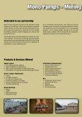 Mono Mining - Mono Pumps - Page 2