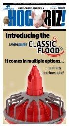 classic flood classic flood - Hog Slat, Georgia Poultry, Grower Select