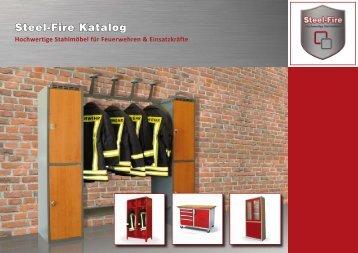 Steel-Fire Katalog - rotstahl GmbH