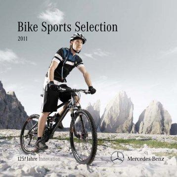 Bike Sports Selection - Mercedes-Benz Accessories GmbH
