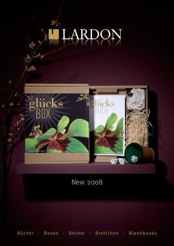 New 2008 - Lardon Media AG