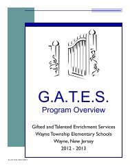GATES MANUAL (2012-13) Sept..pdf - Special Programs