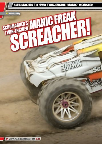 MANIC FREAK - Schumacher Racing