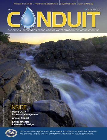 INSIDE - Virginia Water Environment Association
