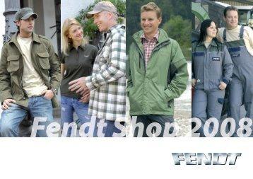 Fendt Shop 2008 - Chandlers