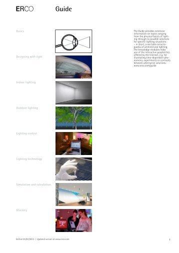 Guide - Erco