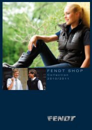 Fendt Shop Collection 2010/2011 - Malengier