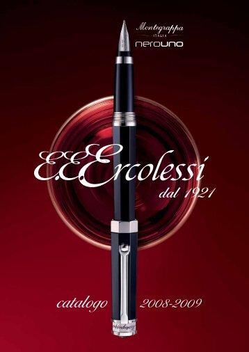 Visualizza il catalogo 2008-2009 - EE Ercolessi