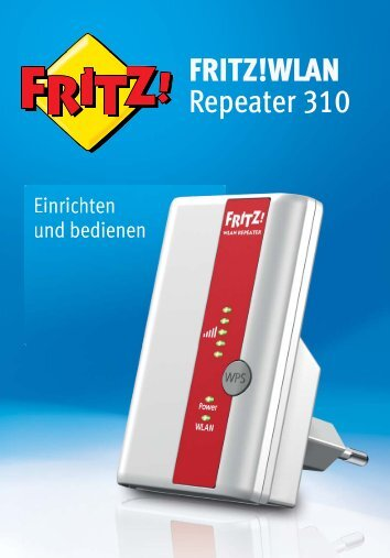 FRITZ!WLAN Repeater 310 - AVM