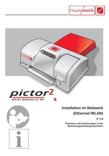 Installation im Netzwerk (Ethernet / WLAN) - Murrplastik Systemtechnik