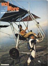 Vol Libre N° 76 novembre 1982