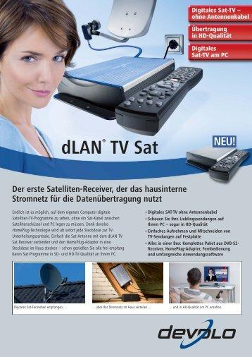 dLAN TV Sat - ELV