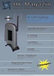 W-LAN Hacking - Hagenberger Kreis zur Förderung der digitalen ...