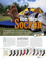 Outdoor-Sockentest als PDF-Datei herunterladen - Dr. Gmuender ...