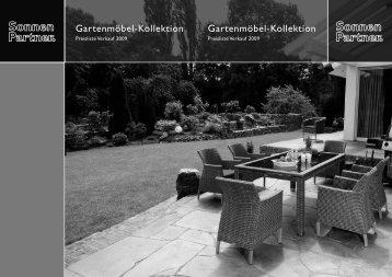 Gartenmöbel-Kollektion Gartenmöbel-Kollektion - Landscape 24 ...