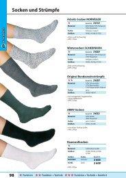 Socken & Schuhzubehör