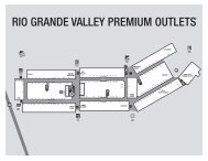 Rio grande valley premium outlets