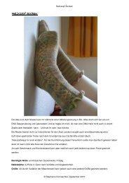 Helixzopf Socken