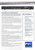 VeNET-IP4 - Pro Video Instruments - Page 2