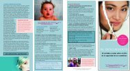 AL DESCUBIERTO - Campaign for Safe Cosmetics