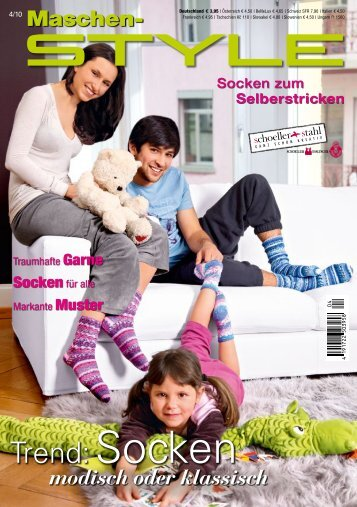 Trend:Socken - Schoeller+Stahl