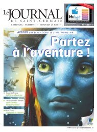 Une-OK:Mise en page 1.qxd - Saint Germain-en-Laye