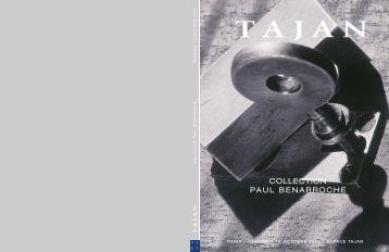 "PHOTOGRAPHIE ""COLLECTION PAUL BENARROCHE"" - Tajan"