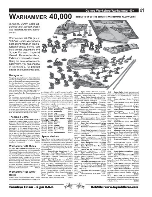 WARHAMMER 40K TYRANID TERMAGANT BROOD 28MM NEW /& SEALED