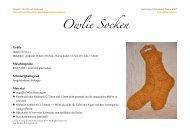 Owlie Socken