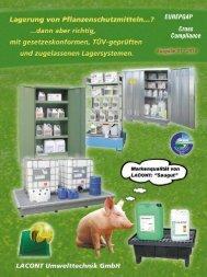 Agrar-Broschüre - LACONT Umwelttechnik GmbH