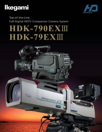 HDK-790EX1]1 - Ikegami