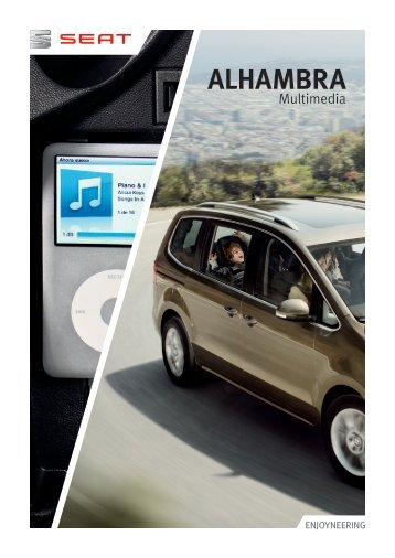 alhambra multimedia pdf - Seat