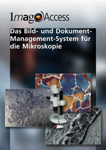 Funktionen - Imagic Bildverarbeitung AG