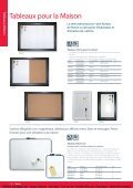 FREMA - CATALOGUE NOBO Whiteboards / Tableaux blancs Http ... - Page 6