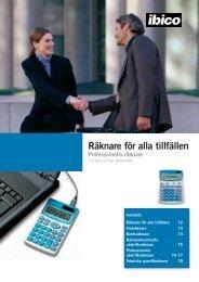 Läs mer i vår pdf om räknare klicka - Effectcom