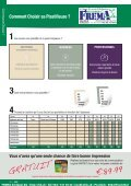 FREMA - CATALOGUE Sortiment Plastifier/Laminer Http://ibico.ch - Page 3