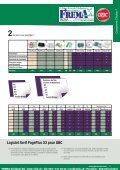 FREMA - CATALOGUE Sortiment Plastifier/Laminer Http://ibico.ch - Page 4