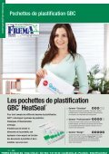 FREMA - CATALOGUE Sortiment Plastifier/Laminer Http://ibico.ch - Page 5