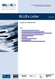 BLUEs Letter Q3   2011 - BLUE CONSULT GmbH
