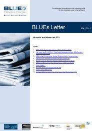 BLUEs Letter Q4   2011 - BLUE CONSULT GmbH