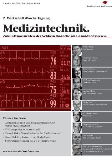 Medizintechnik. - proxomed